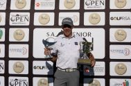 James Kingston wins at SA Senior Open 2021
