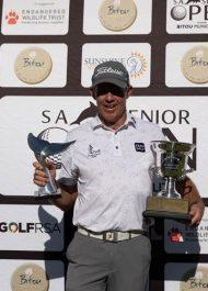 James Kingston strolls to victory at 2021 SA Senior Open