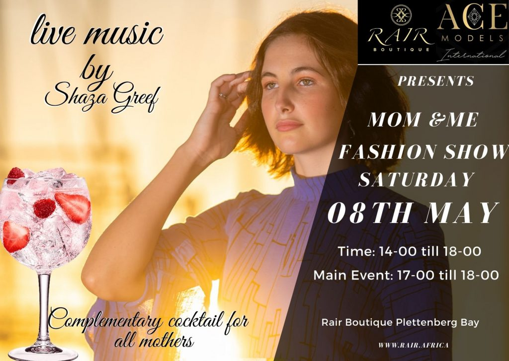 Mom and Me Fashion Show Plettenberg Bay 08 May 2021