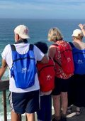 Plett hosts Cape Tour Guides on Cradle of Human Culture Tour