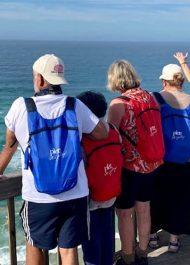 Plett hosts Cape Tour Guides on Cradle of Human Culture Tour