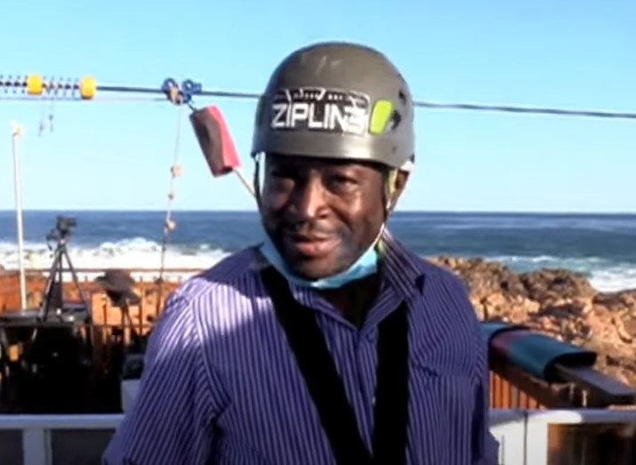 Deputy Minister of Tourism boosting tourism in the Cape