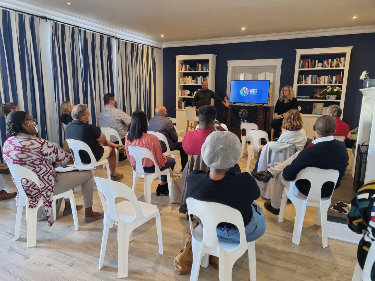 Plett Tourism LGBTQ+ Workshop at The Plettenberg