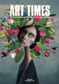 Caitlin Truman-Baker on cover of the Art Times