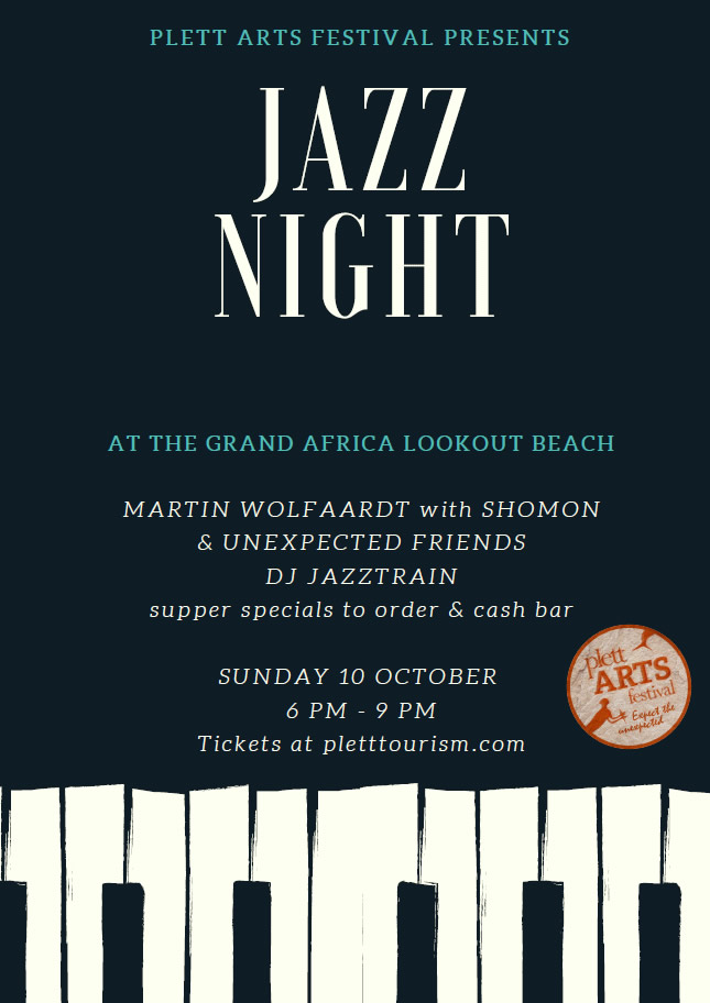 Jazz Night at Grand Africa Lookout Beach