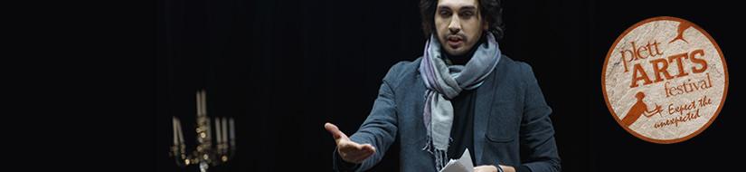 Poetry at Plett ARTS Festival   Spoken Word Performances