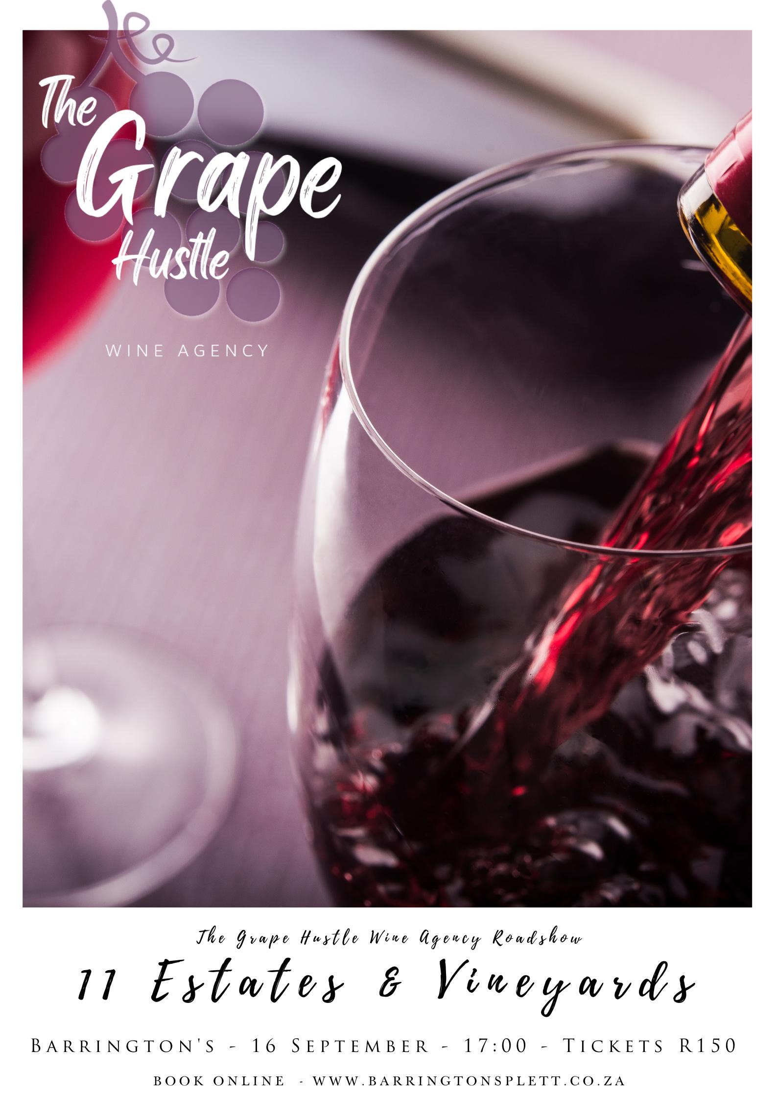 The Grape Hustle