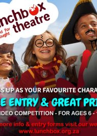 Exciting opportunity to explore your creativity & WIN