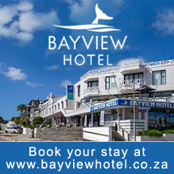 Book your accommodation for Plett ARTS Festival at the Bayview Hotel