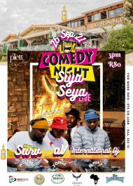 Comedy Night with Siya Seya