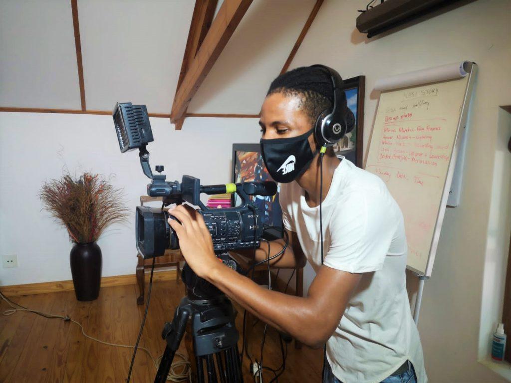 iKasi Creative Media brings digital media skills to rural youth