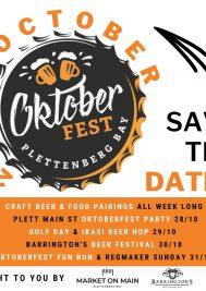 Plett Oktoberfest