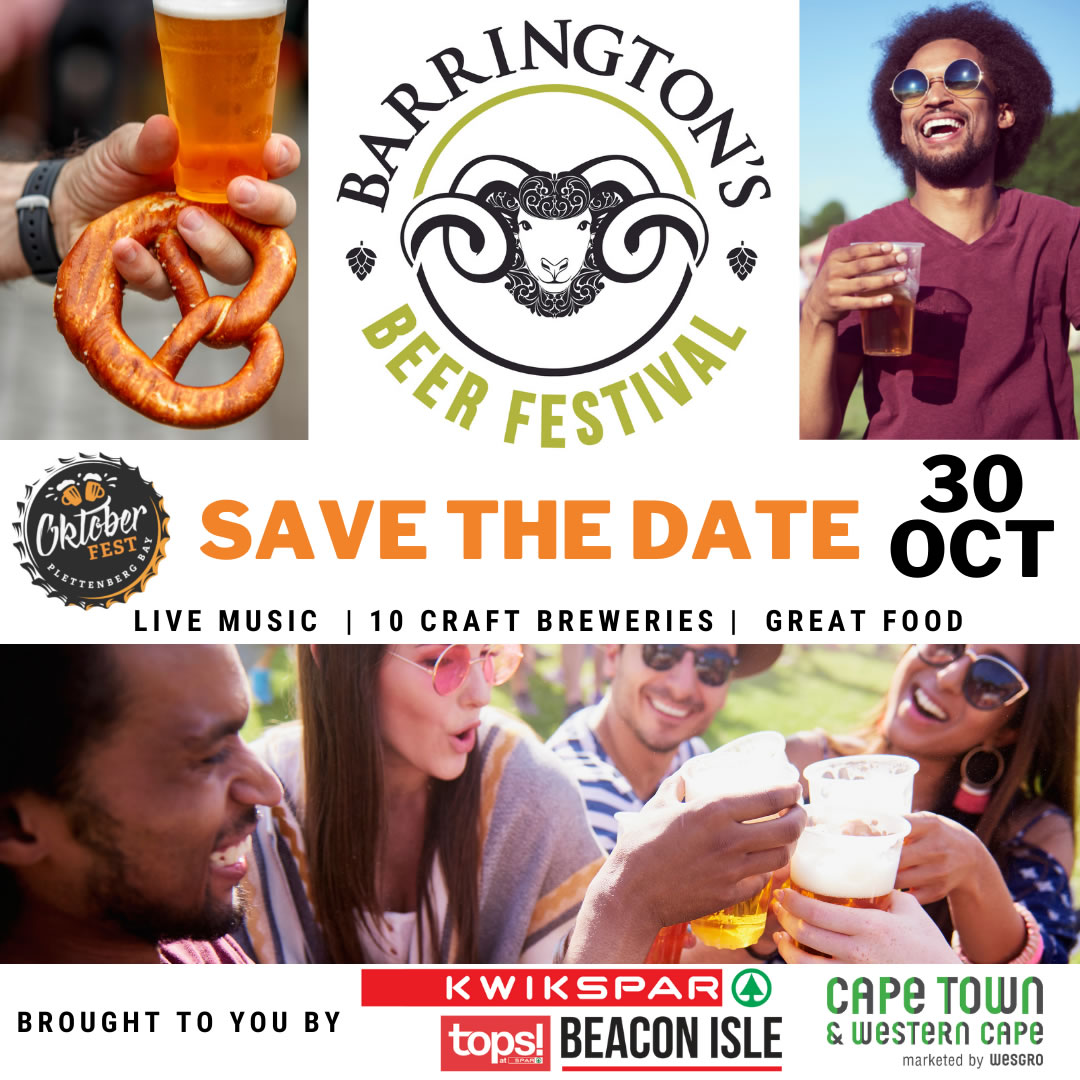 Save the Date Beer Festival