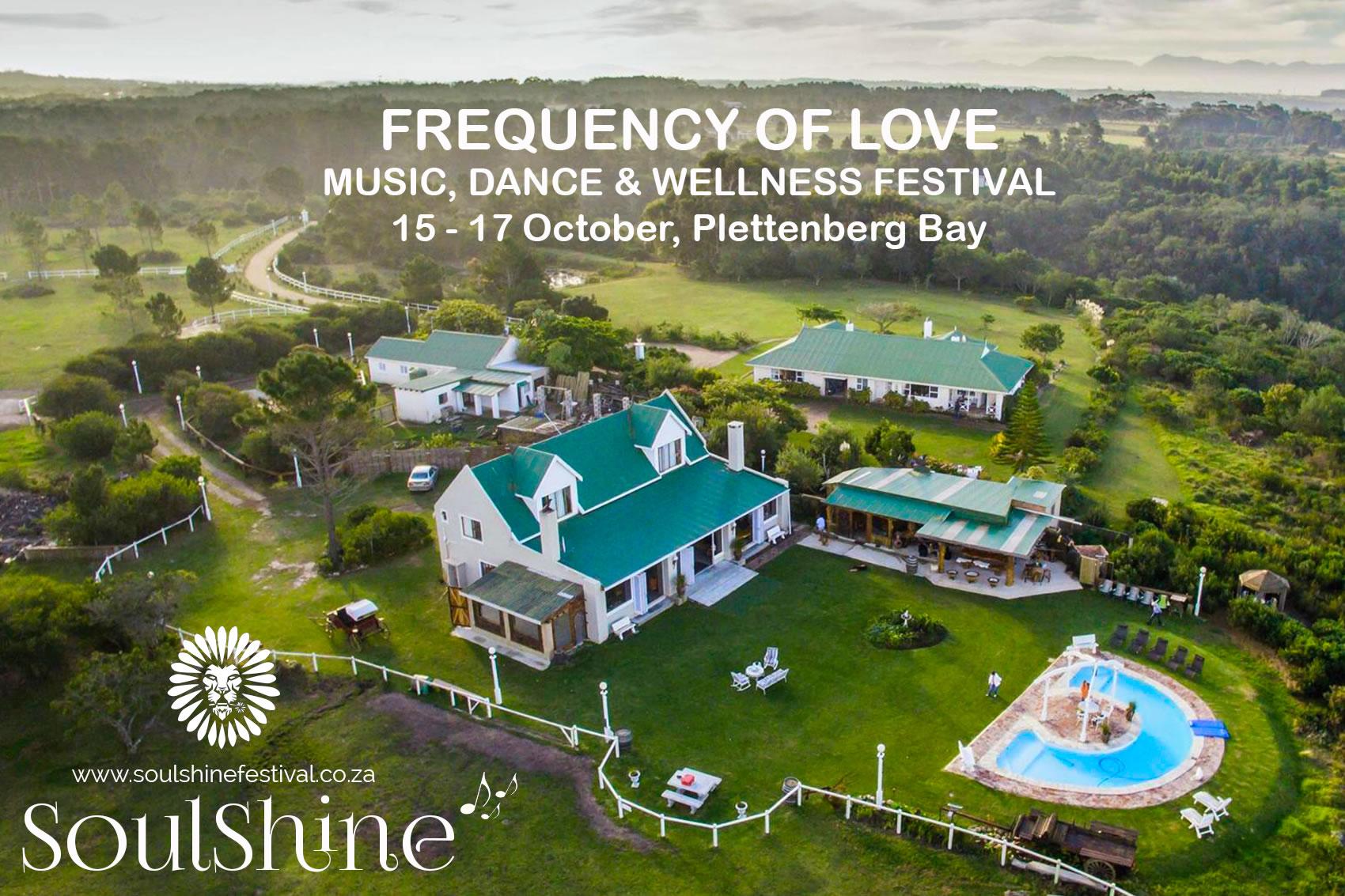 Soulshine Festival in Plett
