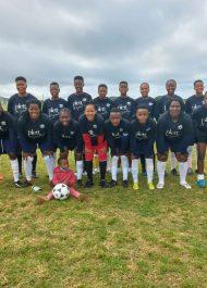 'Lidz' football club wears that Plett feeling