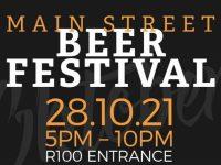 Main Street Beer Festival