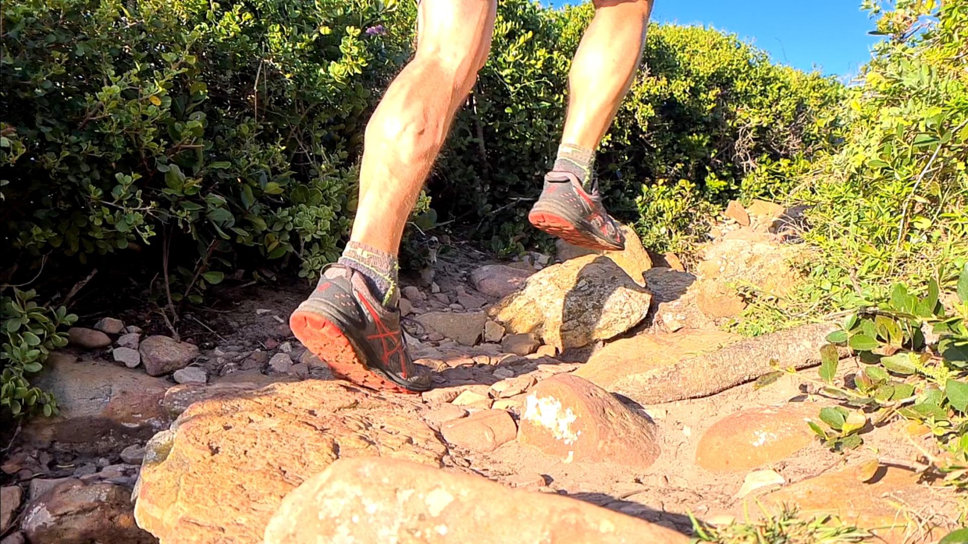 Barrington's Trail Run